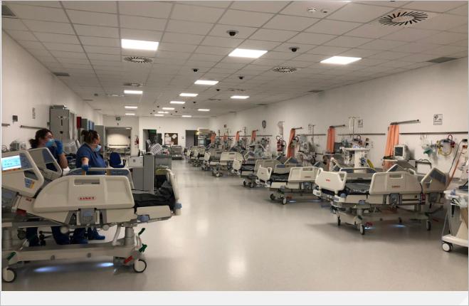 Covid -19 hospital