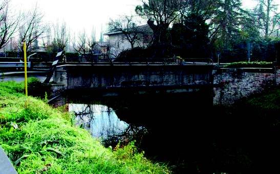 Il ponte dei Corni a Mira