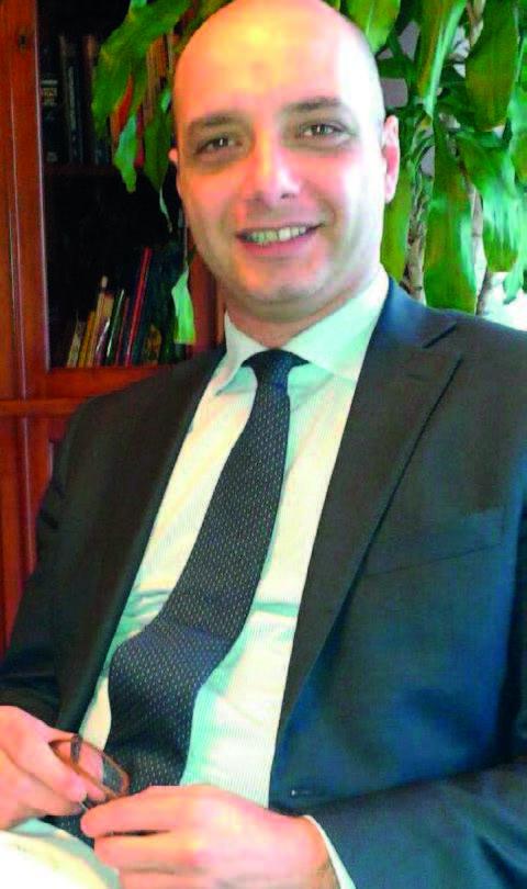Il consigliere del Comune di Porto Tolle Giacomo Bovolenta