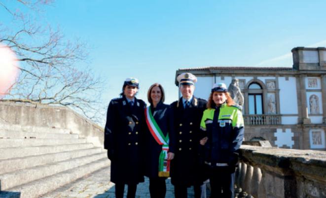 Due nuove vice ispettrici nella Polizia locale di Monselice