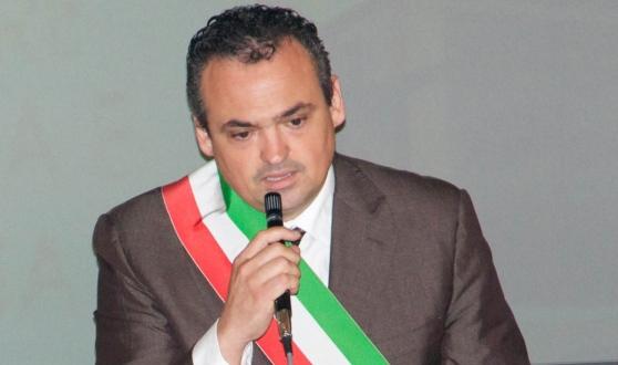 Roberto Milan sindaco di Bagnoli di Sopra