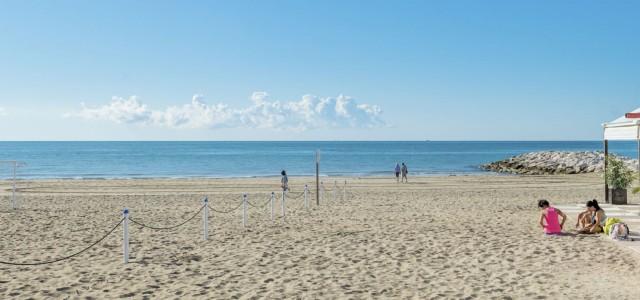 Cavallino Treporti spiaggia