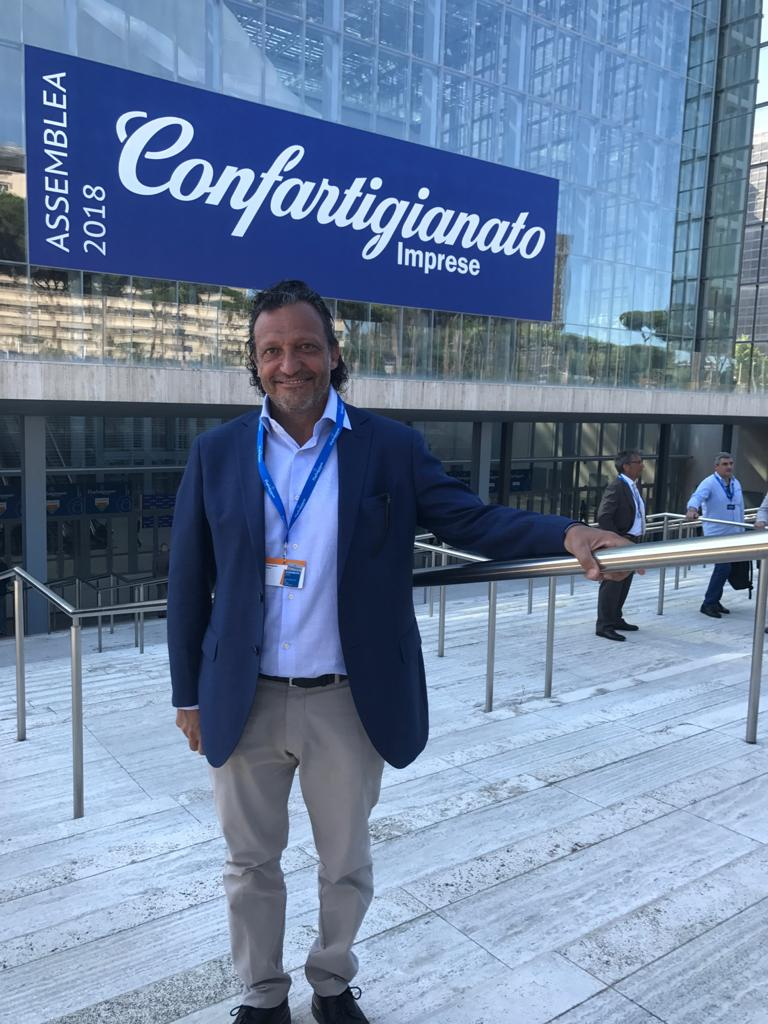 Presidente Associazione Artigiani Piccola e Media Impresa Città della Riviera del Brenta Luca Vanzan