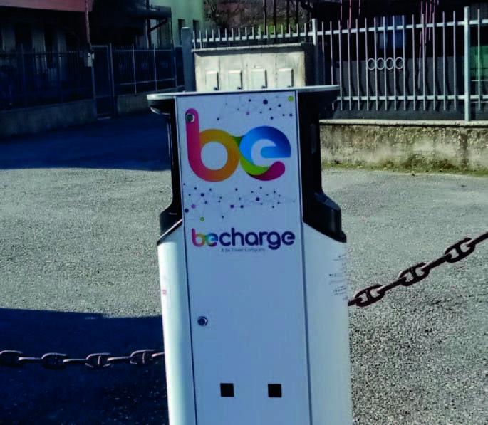 Colonnine per auto elettriche ad Adria