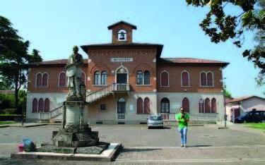 Il municipio di Pegolotte