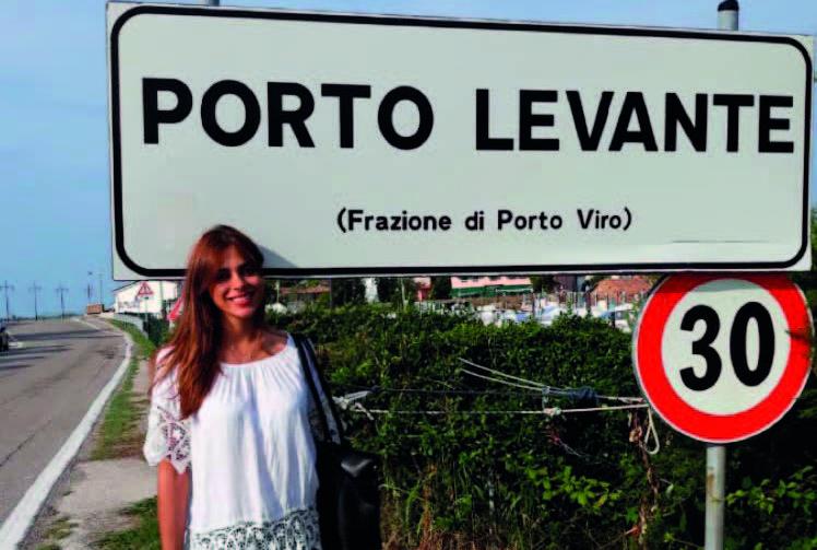 A lato Valeria Mantovan