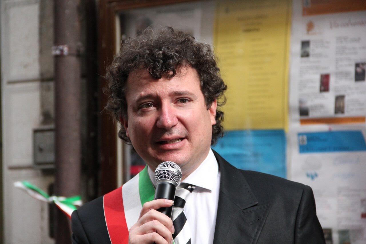 Il sindaco di Adria Omar Barbierato