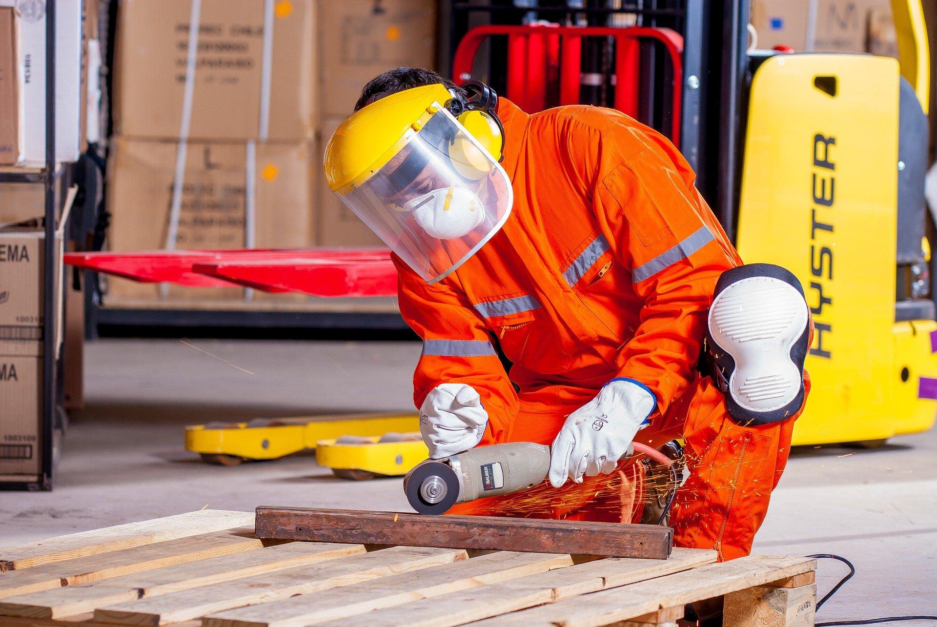 Lavoratore industrisle