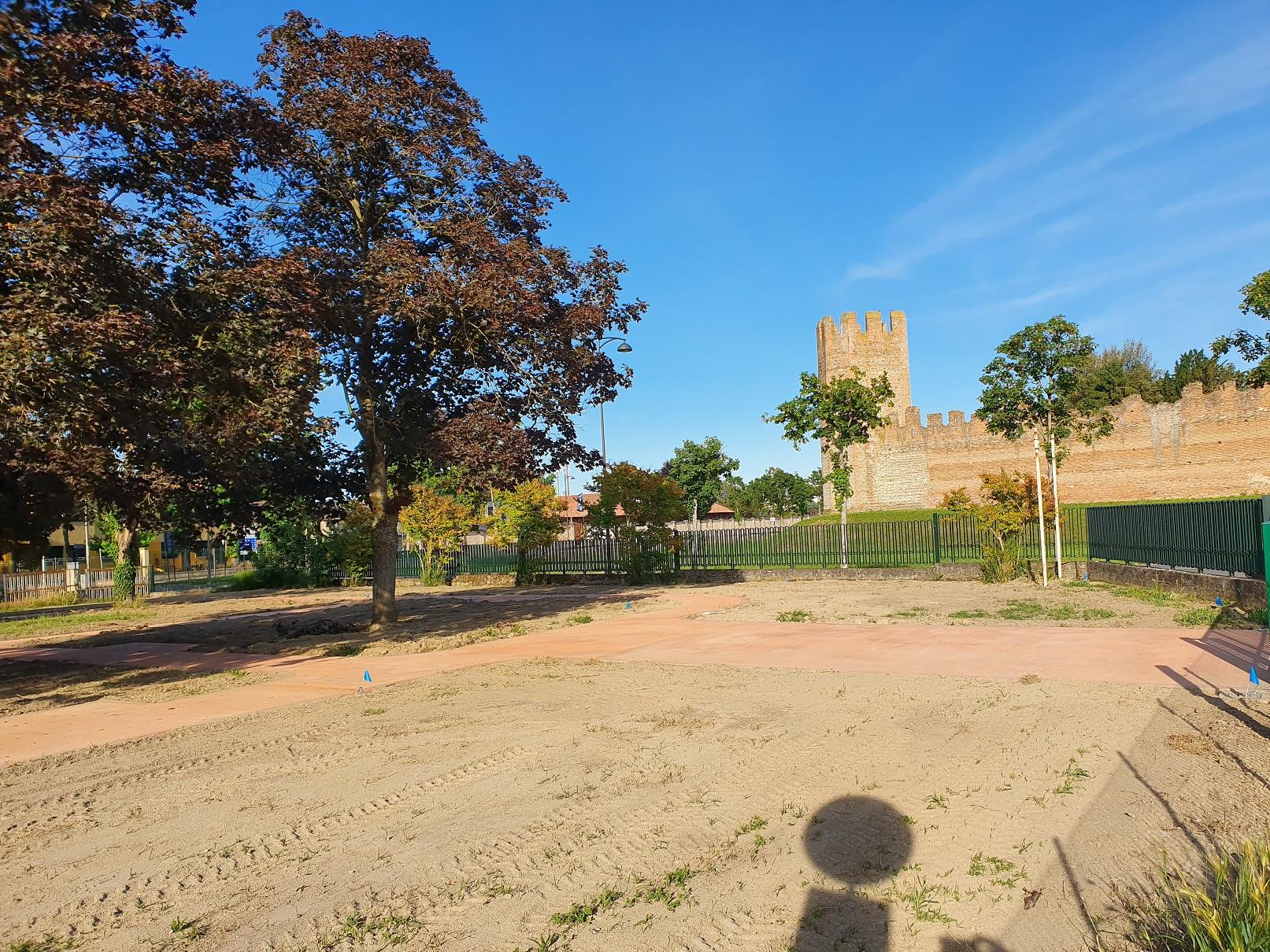Montagnana: entro metà giugno pronto il nuovo parco - La ...