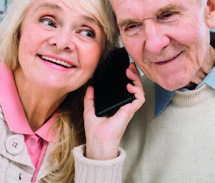 Supporto psicologico anziani