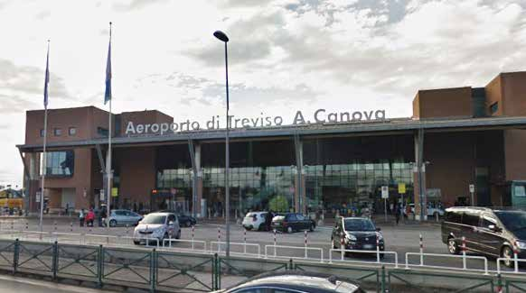 treviso aereoporto chiuso