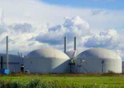 Impianto a biogas