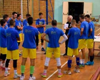 Romplastica Clodia Volley Delta Group