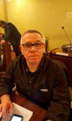 Giancarlo Andriotto, uno dei sei consiglieri
