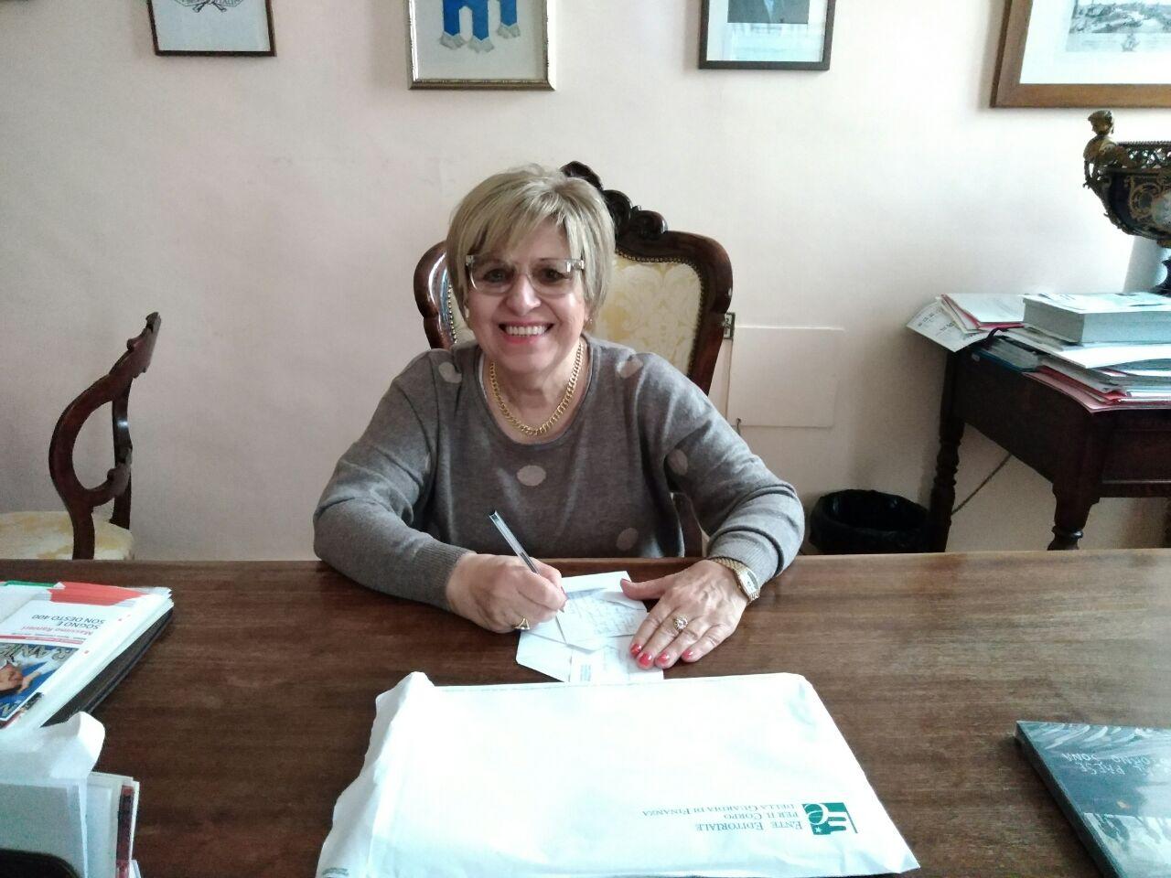 Consigliere Oriana Trombin