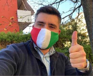 Il sindaco Marco Schiesaro