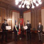Encomio Carabinieri Dolo