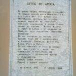 Lotta al neofascismo di Adria