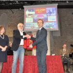 Roberto Rossi alla premiazione Clodiense dell'anno 2018