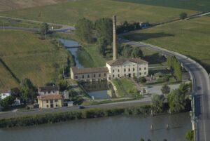 Foto dal sito web del Consorzio di Bonifica Adige Po