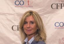 Roberta Albiero assessore del Comune di Vicenza