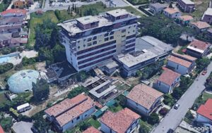 Ex hotel Rio d'Oro