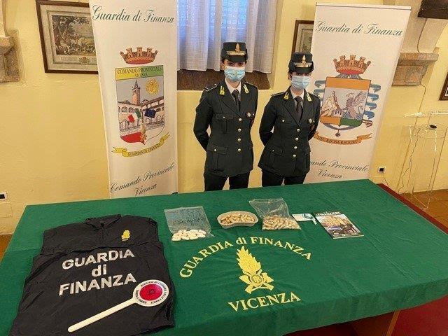 Guardia di Finaza Vicenza