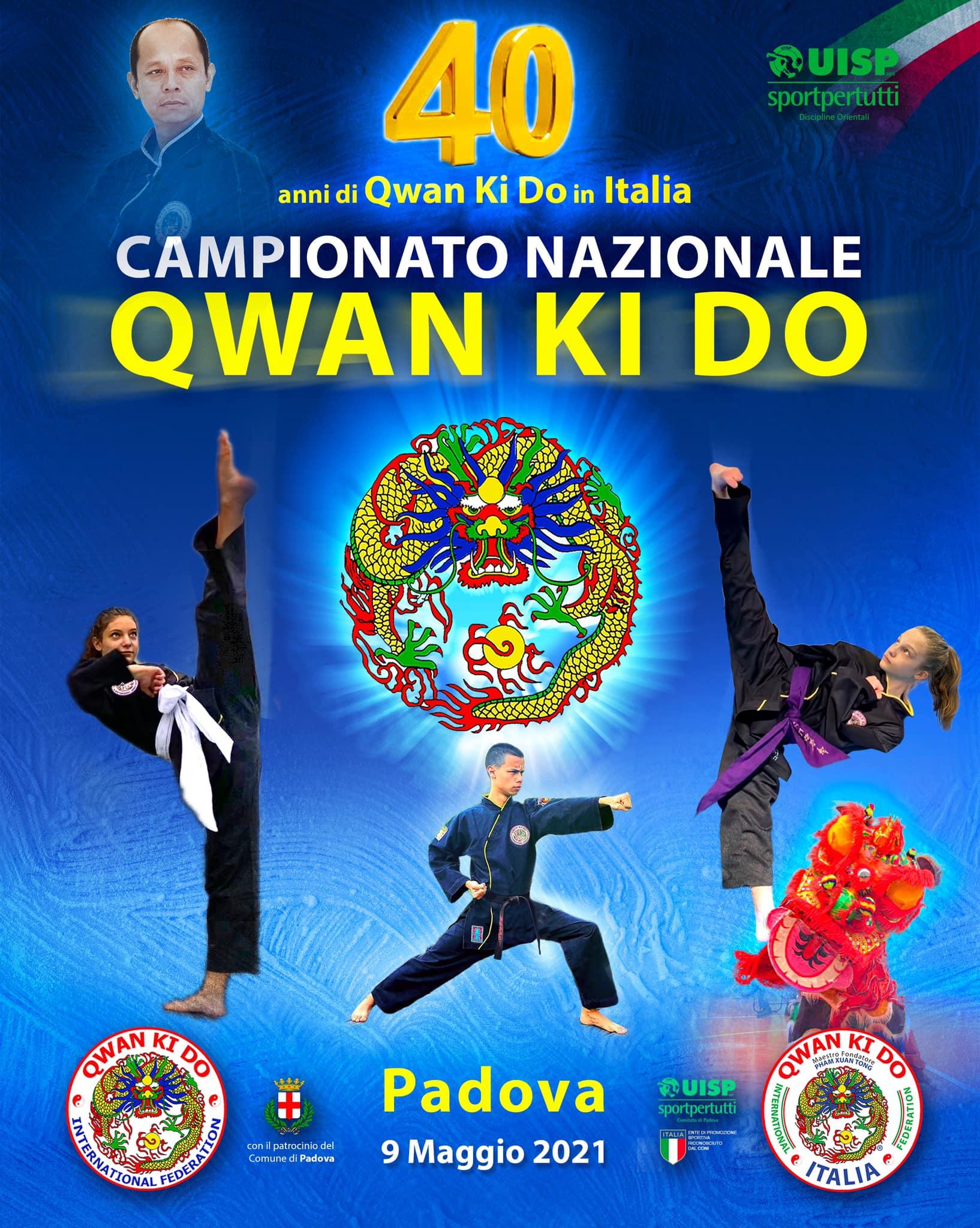 Qwan Ki Do UISP Kung Fu padova