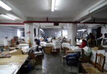 Laboratorio tessile cinese sequestrato a Rosà
