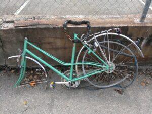 Atti vandalici bici