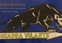 Volanti questura Vicenza polizia di stato
