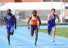 Atletica 100 mt piani Vicenza