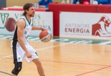 antenore energia playoff basket Virtus