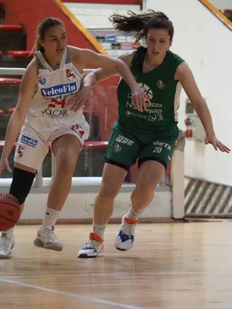 Giovanna Martines con As Vicenza