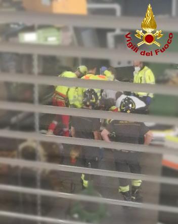 incidente a Cassola in fabbrica metalmeccanica