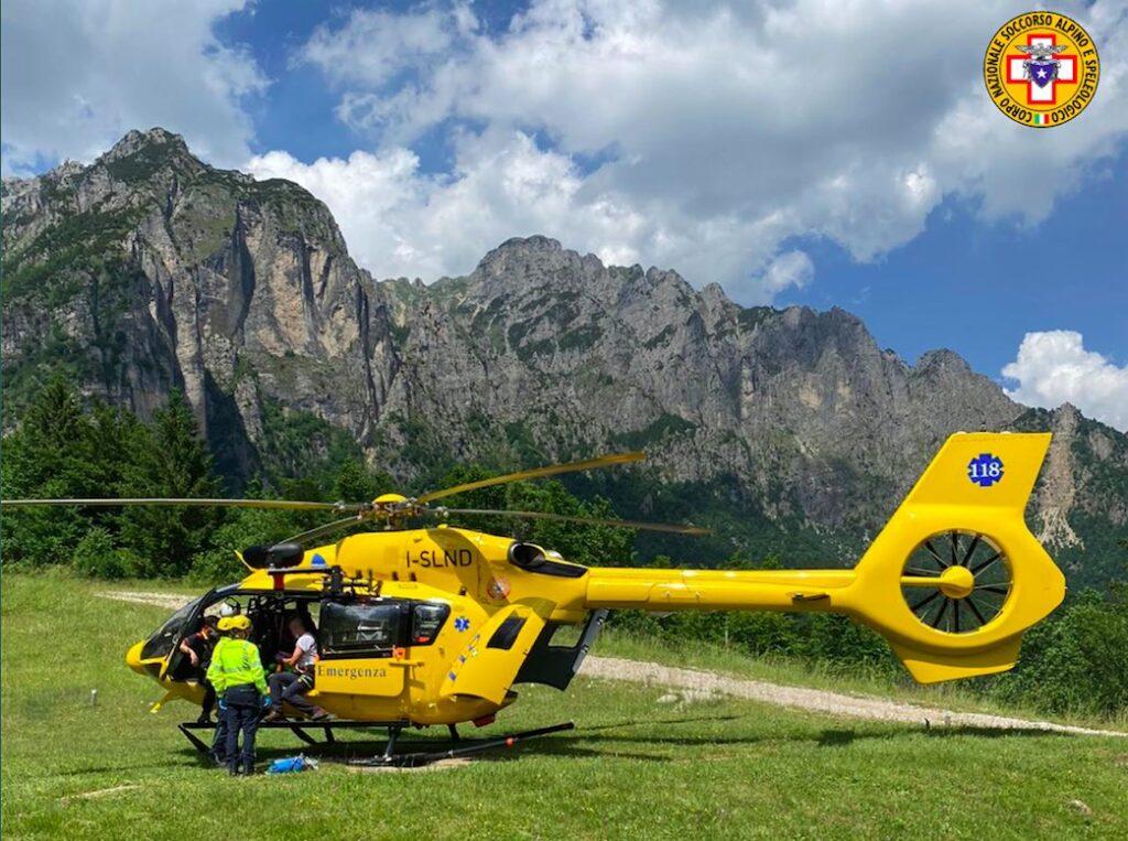eliambulanza elicottero emergenza 118