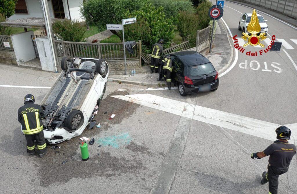 incidente a Poiana Maggiore