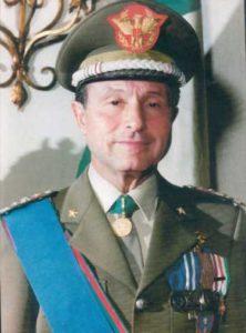 Il generale Riccardo Bisogniero
