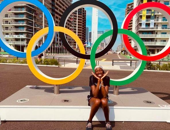 Paola Egonu a tokyo cinque cerchi