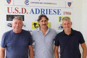 Sante Longato Roberto Vecchiato e Alberto Cavagnis