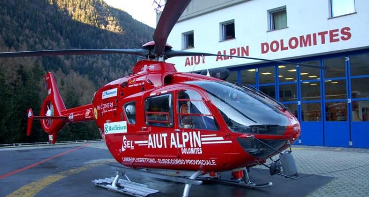 Aiut Alpin Dolomites di Bolzano