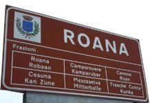 Le frazioni di Roana