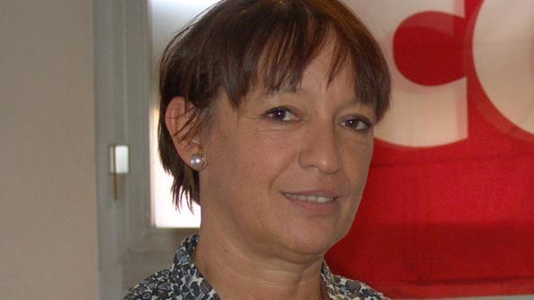 Marina Bergamin Cgil Vicenza