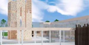 Il recupero green progettato dai quattro studenti della 5A del Belzoni per l'ex Amusement Park alla Guizza oggi in stato di degrado