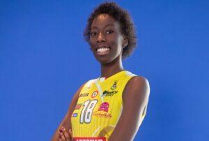 Paola Egonu (Fonte: sito Imoco Volley)