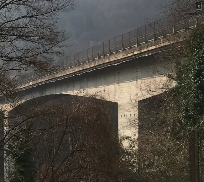 ponte viadotto sant'Agata