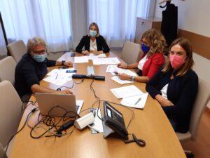 """""""Tavolo di Coordinamento Regionale per la Prevenzione e il Contrasto alla Violenza Contro le Donne"""""""