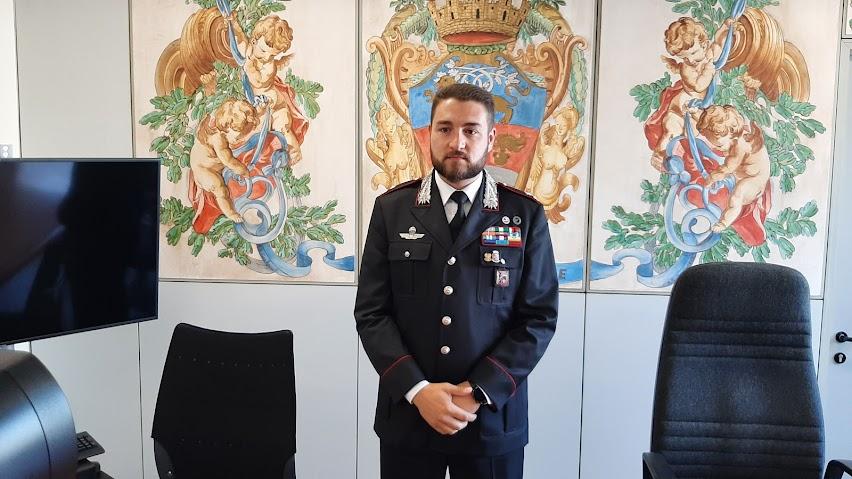 maggiore Stefano Bortone