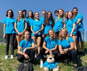 Allieve del Team Treviso impegnate nella finale B Nord-Est del campionato italiano di società