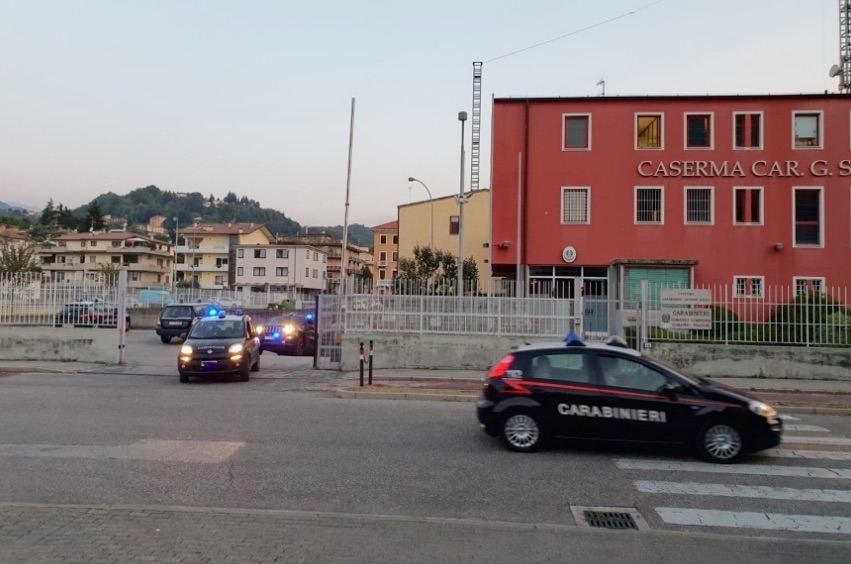 caserma carabinieri valdagno